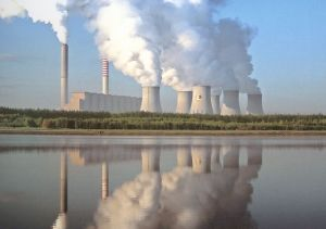 Poland's Belchatow power plant: Drives greens nuts