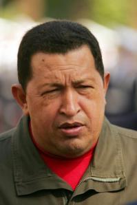 Venezuela dictator Hugo Chavez