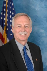 Arkansas Rep. Vic Snyder voted as Nancy Pelosi told him.